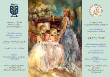 Tanítónapi hangverseny és kiállítás 2016